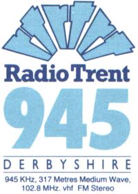 Radio Trent - Derbyshire (1987)
