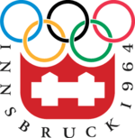 150px-1964 Winter Olympics logo