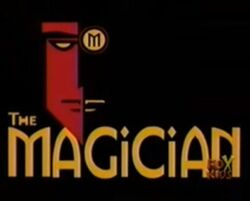 The Magician Intertitle w Fox Kids Bug