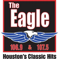 Houston's Eagle 106.9 and 107.5