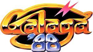 Galaga 88 logo