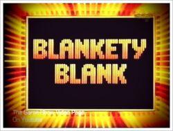 Blankety-blank