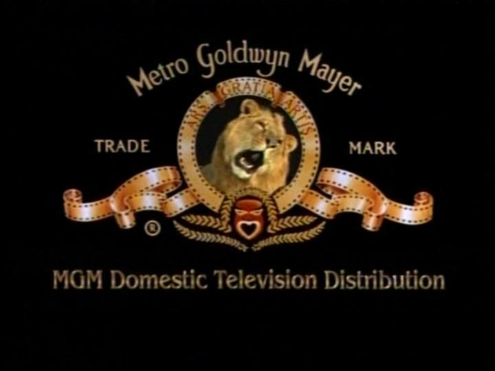 MGM Television 1965 logo variant - YouTube