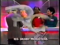 Reg Grundy 1993
