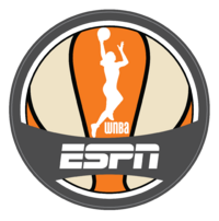 WNBA on ESPN 2013 logo