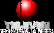 Logo de televen - television a la medida 2001