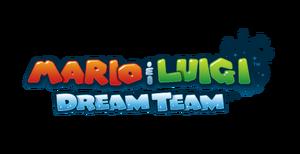 Mario and Luigi - Dream Team Logo