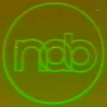 National Association of Broadcasters 1970s Logo