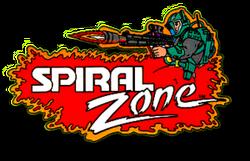 Spiral Zone (1988) DC Logo