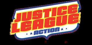 Justice League Action logo