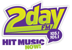 2Day fm logo Niagara