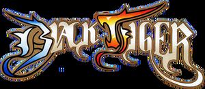 Black tiger logo by ringostarr39-d5z0z5e