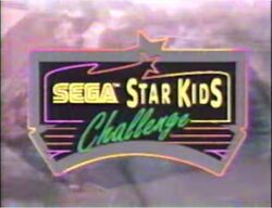 Sega Star Kids Challenge