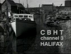 CBHT Halifax ID 1960s
