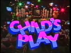 Child's Play Australia Logo