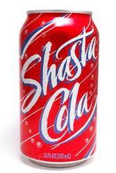 Shasta Cola