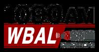 WBAL (AM) logo
