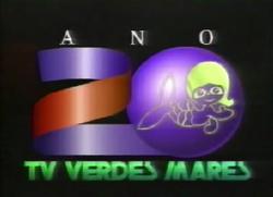 TV Verdes Mares Anos 90