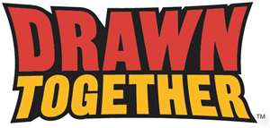 Drawn together logo