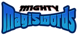 Mighty Magiswords logo