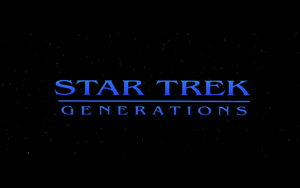 Star trek gen