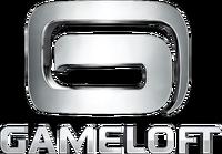 Gameloft Logo (2010; White Version)