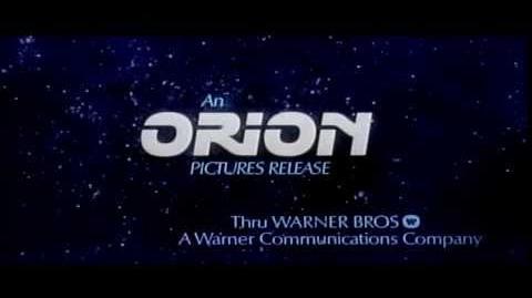 Orion 1981 Warner logo scope