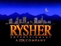 Rysher Entertainment 1996 logo c