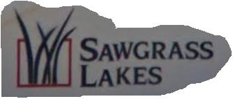 Sawgrass Lakes logo
