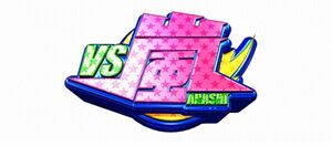 VS Arashi current logo