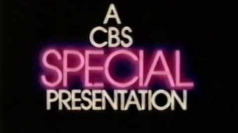CBS Special Presentation Bumper 1973