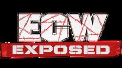 Wwe ecw exposed logo 2014 by wrestling networld-d86d2ji