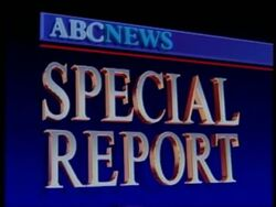 ABC News Special Report (1989)