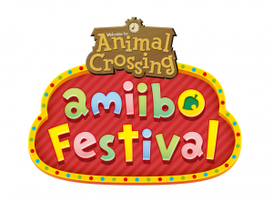 Animal Crossing amiiboFestival logo-300x232