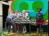 CBS Television City 1983-Child's Play