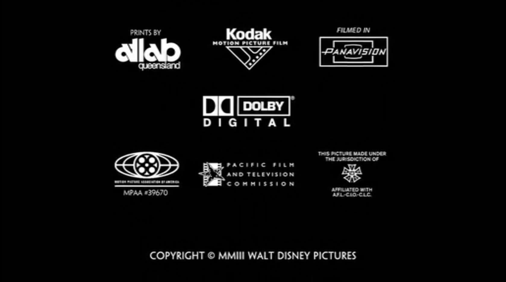 Mpaa Credits: George Of The Jungle 2 MPAA Credits.jpg