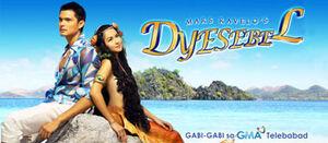 Dyesebel (2008) titlecard
