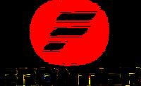 Frontier logo 80s