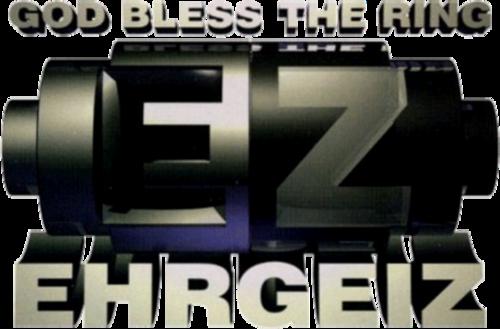 Ehrgeiz God Bless the Ring Logo