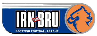 Irn Bru Scottish Football League Logo