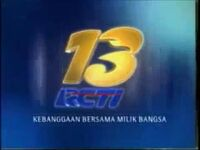 RCTI 13th anniversary 2002