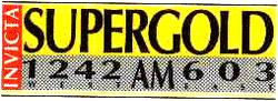 Invicta Supergold 1994