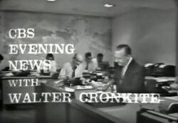 CBS Evening News 1963