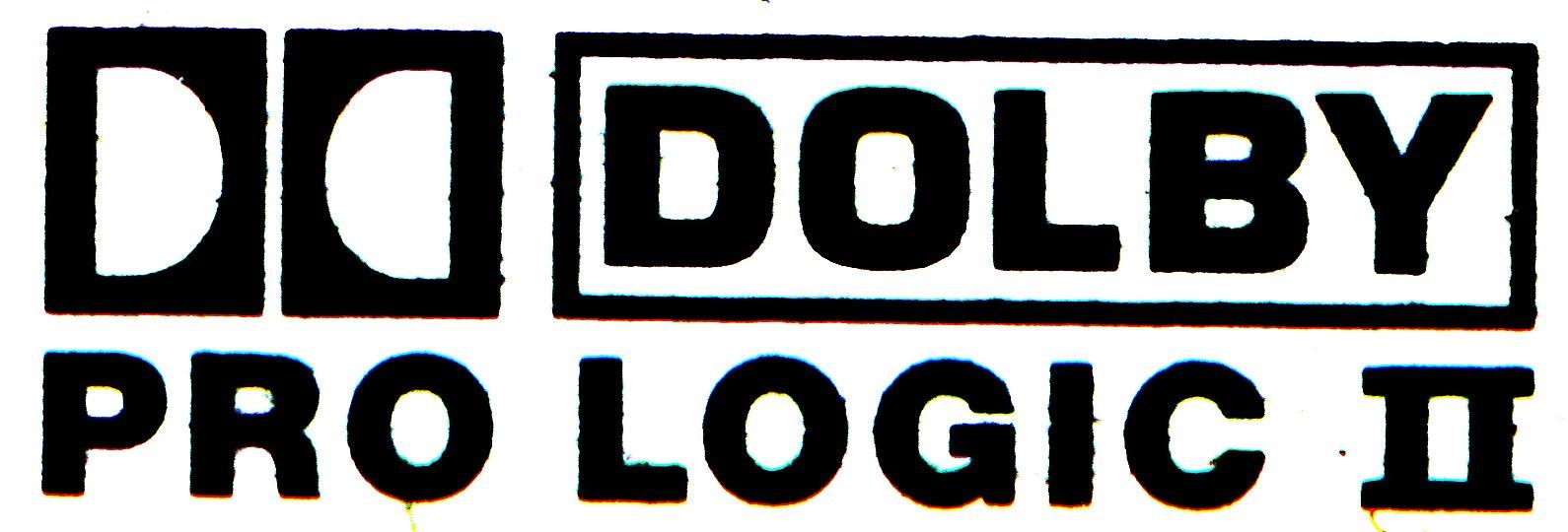 Logic Pro Logo Dolby Pro Logic II   L...
