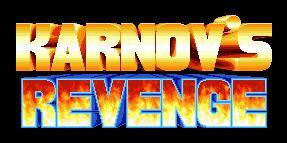 Karnov's Revenge Logo