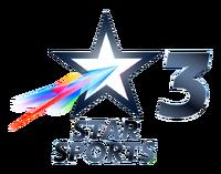 STAR Sports 3 logo