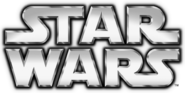 Star-Wars-Logo Silver