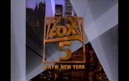 WNYW-TV's Holiday Season Video ID For Late 2012