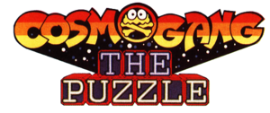 Cosmo gang the puzzle logo by ringostarr39-d6bkovz