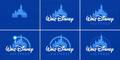 Walt Disney Pictures 1991 graphic comparison